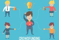 konsep crowdfunding