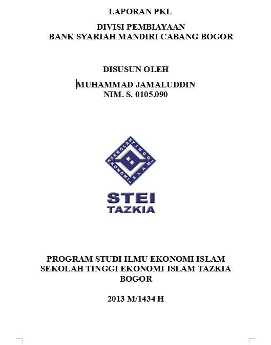 Contoh Laporan Magang Mahasiswa Akuntansi Di Instansi Pemerintah Kumpulan Contoh Laporan