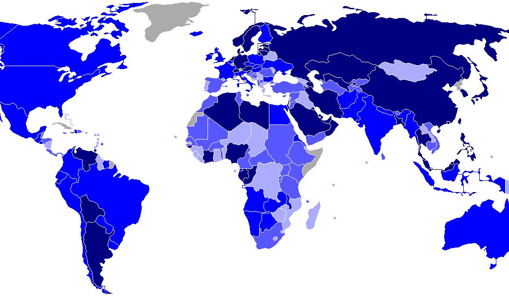 sejarah lembaga keuangan internasional