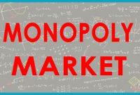 Kelebihan Dan Kelemahan Pasar Monopoli