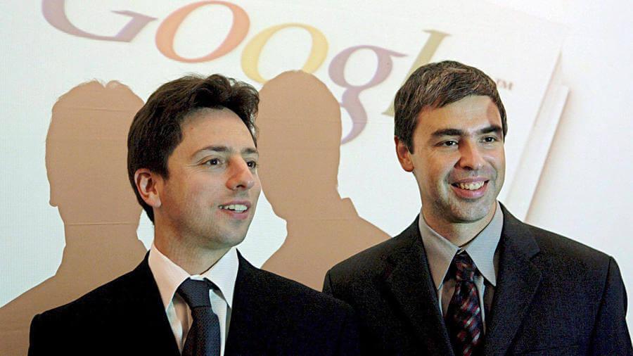 Google Berasal dari Pemikiran Larry Page dan Dikembangkan Bersama Sergey Brin