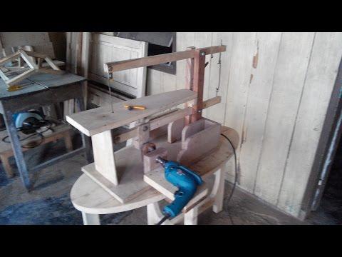gergaji kayu mini rakitan