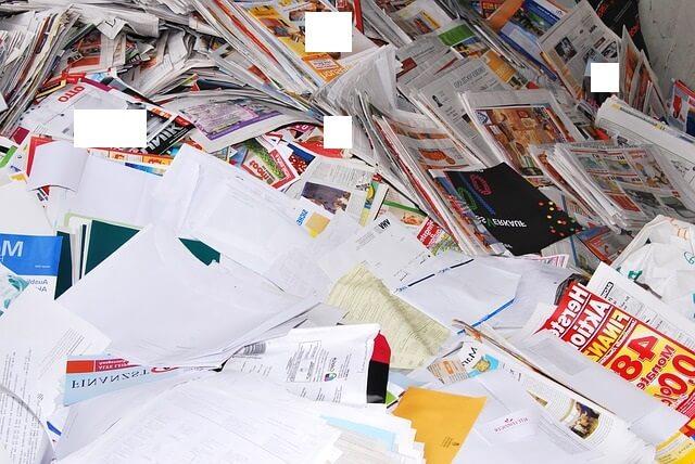 cara menghemat kertas
