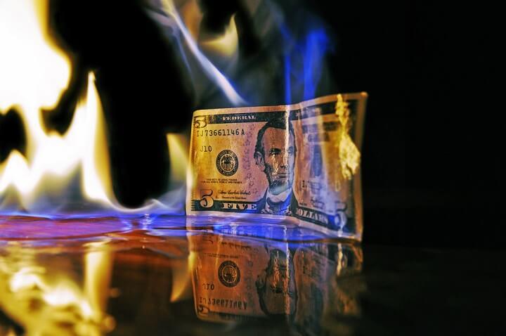 cara mengikhlaskan uang yang hilang