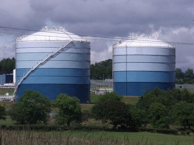 daerah penghasil gas alam