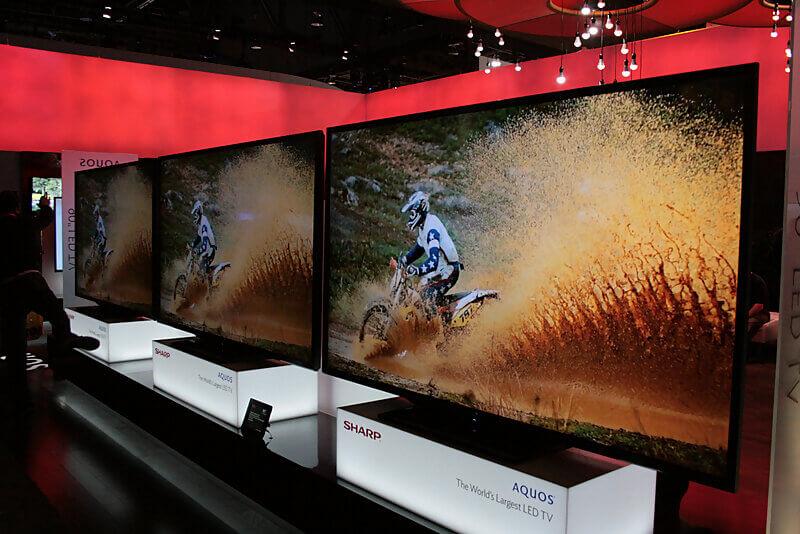 Kelebihan dan Kekurangan TV LED Sharp Aquos