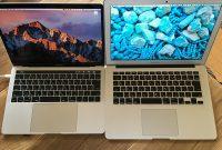 perbedaan macbook pro dan air