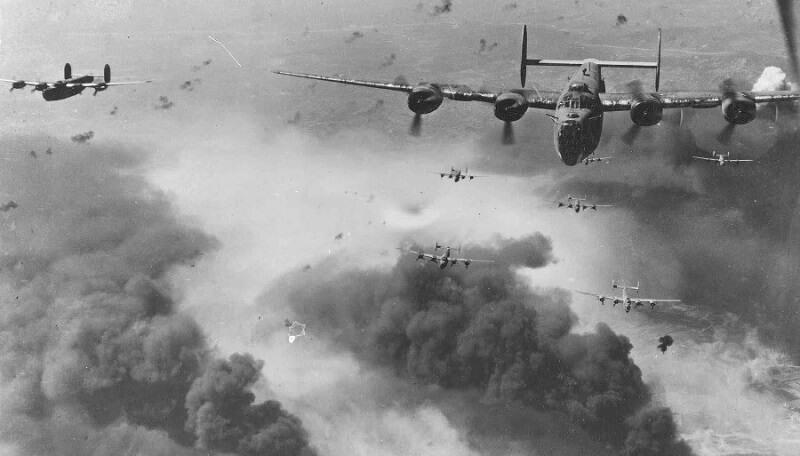 pesawat perang dunia 2