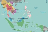 daftar negara asia tenggara